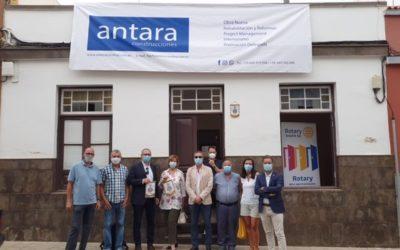 HOPE & LIGHT. Esperanza y luz. Varias entidades, entre ellas el Rotary Club Tenerife Sur se unen para ayudar a madres con niños en situación de exclusión social.
