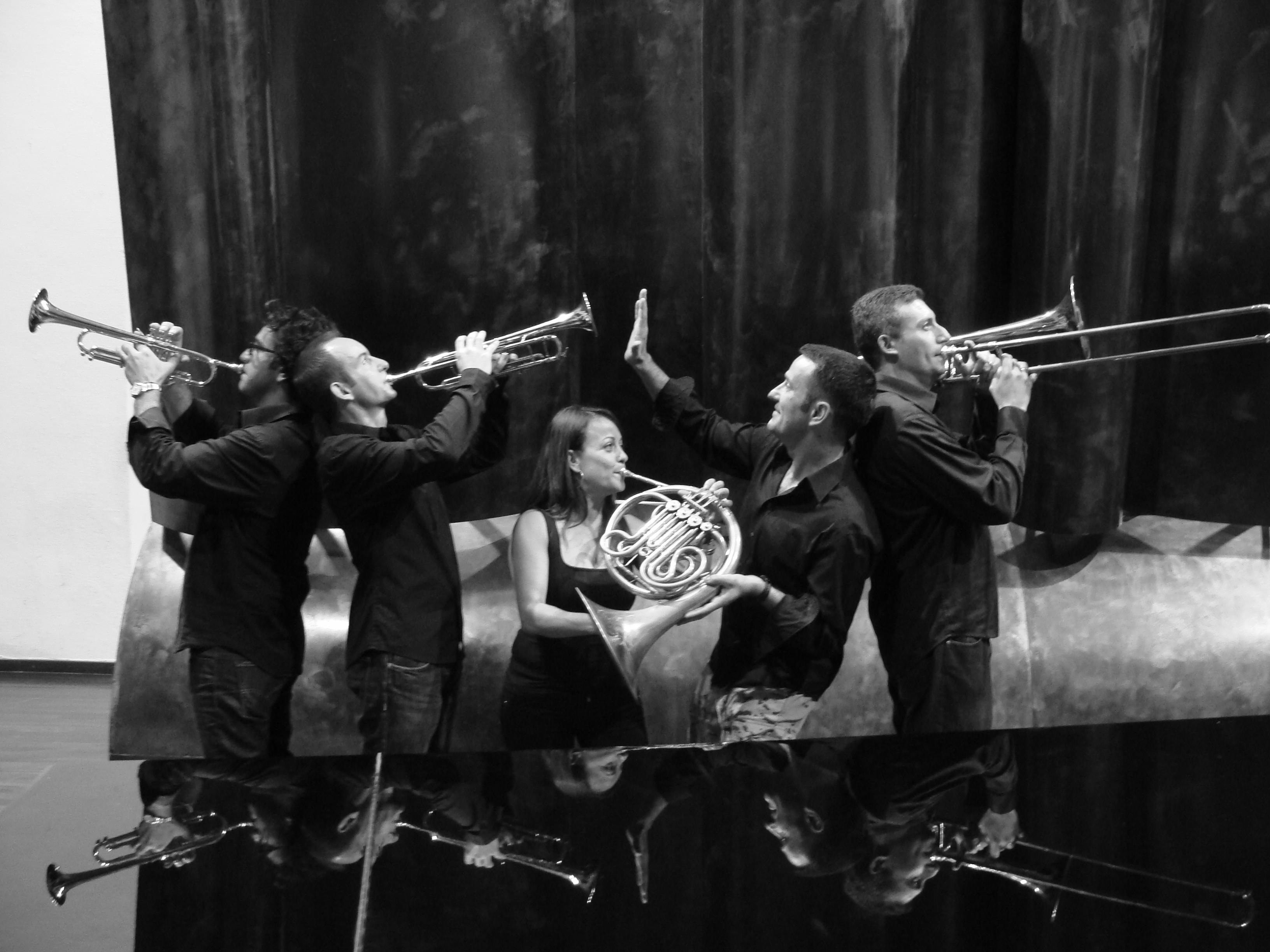 Concierto de trompetas a favor del proyecto «árboles solidarios»