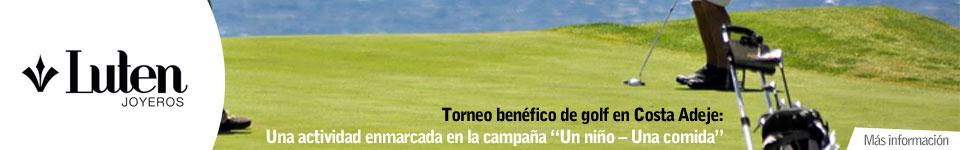Rotary Club Tenerife Sur «20 Años de Torneos Solidarios»