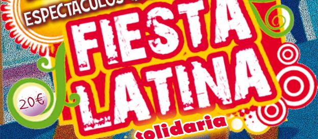 Se presenta la Fiesta Latina Solidaria del Rotary Club Tfe Sur