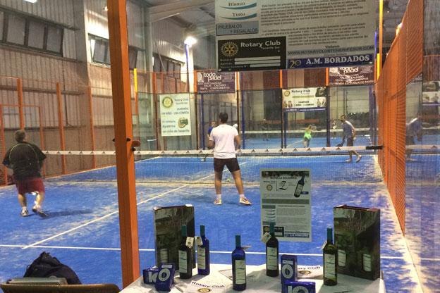 Torneo de Padel Solidario