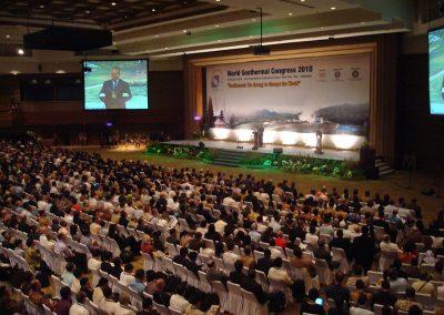 World Geothermal Congress 2010 Bali