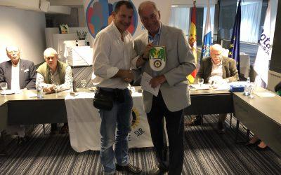 Aportación del Club Escandinavo de Tenerife Sur al proyecto Un Niño, Una Comida, Un Libro.