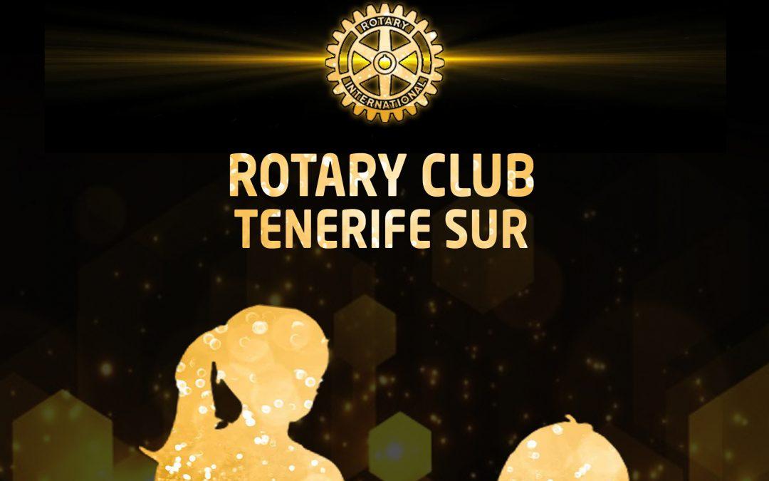 La campaña del Rotary Club Tenerife Sur «Un Niño una Comida Un Libro» 2018-2019 concluye con una aportación cercana a los 30.000€