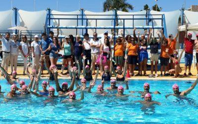 Rotary Club Tenerife Sur y la Fundación Carrera por la Vida organizan «Nadar por la Vida 2019»