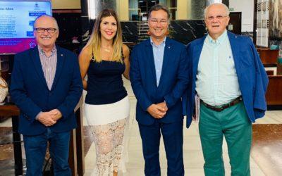 La Comisión de Medioambiente de los rotarios de Tenerife mantiene una nueva reunión de trabajo