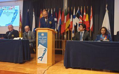 Arranca el 45° Campeonato Europeo de Golf Rotary en Tenerife