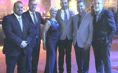 Rotary Tenerife Sur presente en la Gala Benéfica de Amigos de Gillian Banks