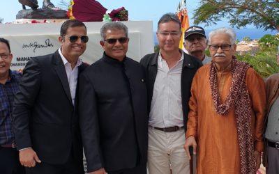 A los rotarios de todo el mundo les une una relación muy estrecha con la India y su pueblo.