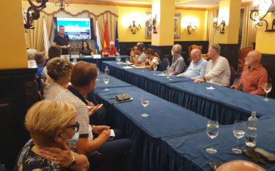 Primera reunión presencial en la nueva sede del Hotel Villa Cortés