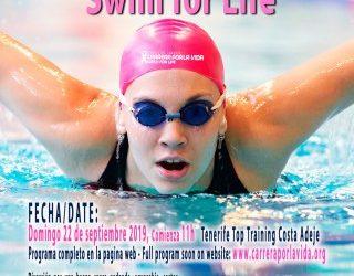 Rotary coorganiza  Nadar por la vida / Swim for Life