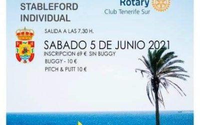Torneo Solidario de Golf Rotary Club Tenerife Sur