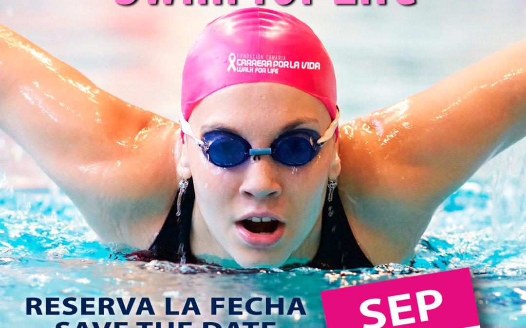 Vuelve «Nadar por la Vida» y nuestro Club colabora un año más. ¿Te lo vas a perder?