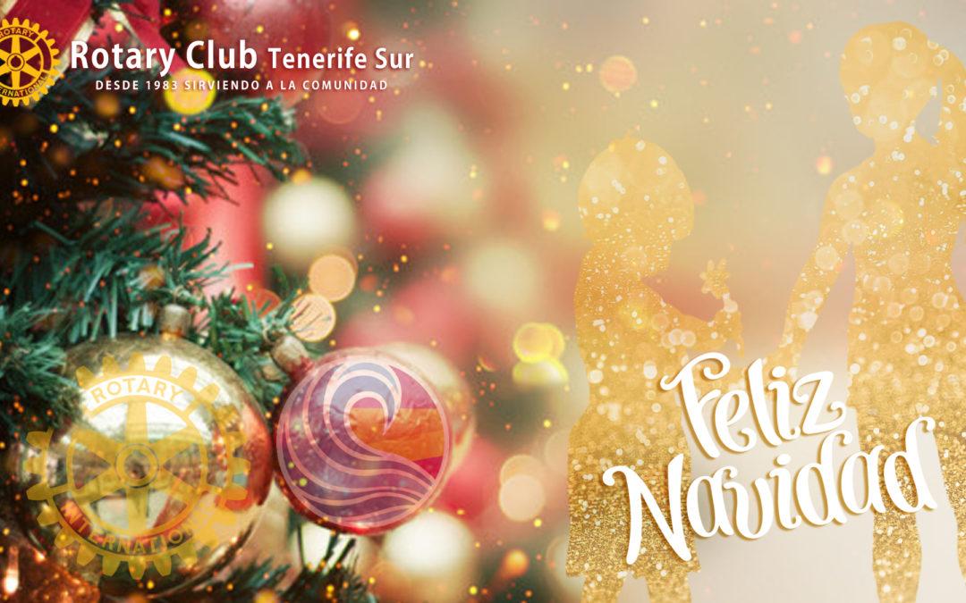 La Fiesta de Navidad de nuestro Club será el próximo 17 de diciembre en el Hotel Gran Tinerfe