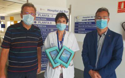 Rotary Club sigue entregando tablets para videoconferencias en hospitales y residencias públicas