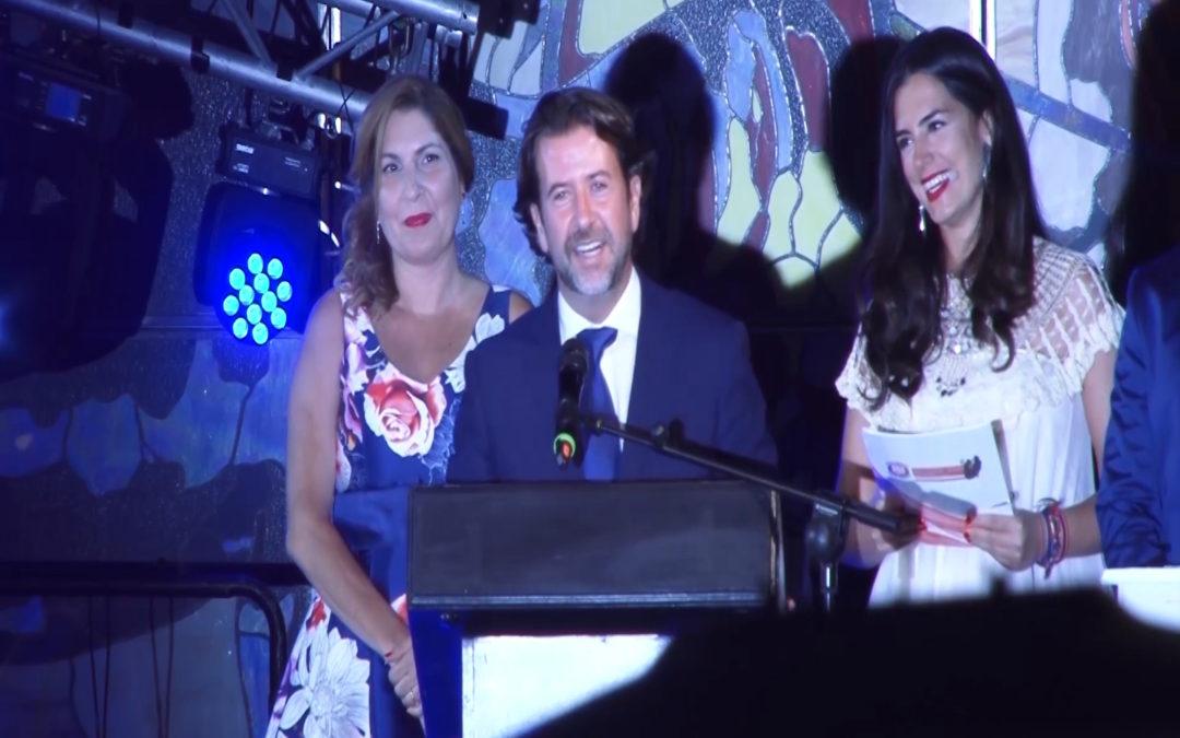 Intervención del Presidente del Cabildo, Carlos Alonso en la gala del Fast de 2018