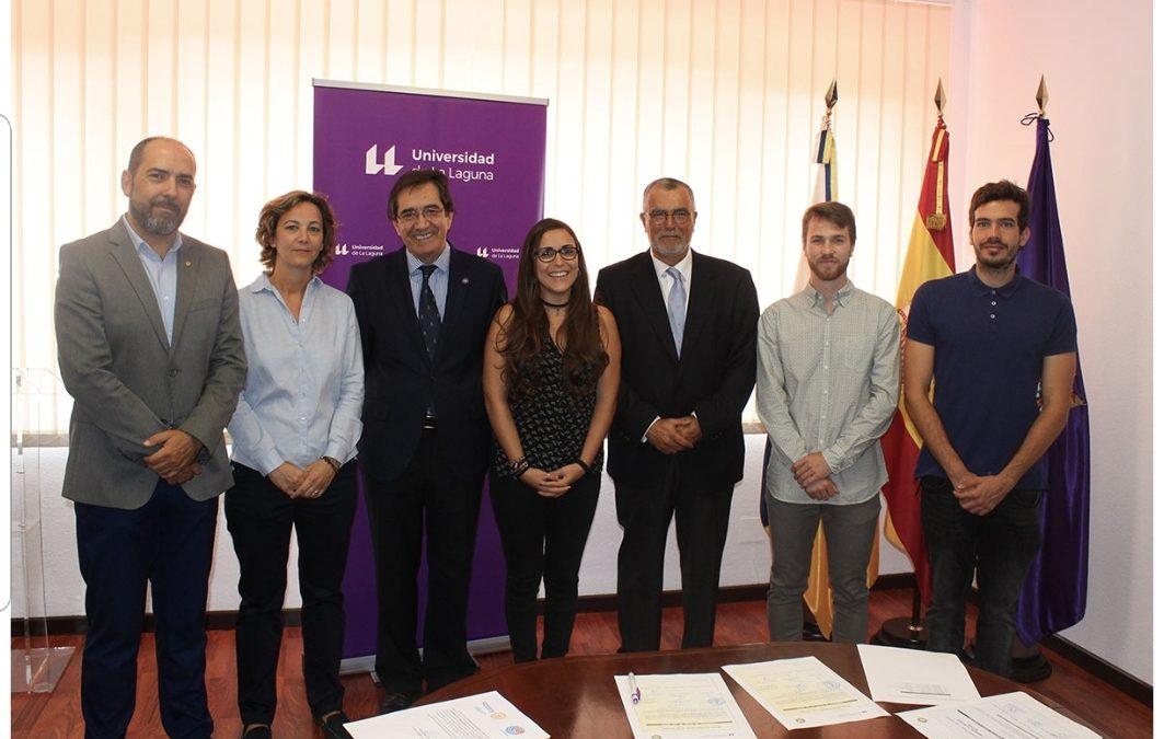 Los Rotarios del Sur de Tenerife y La Laguna  becan a 7 alumnos de máster de la ULL con más de 10.000 euros