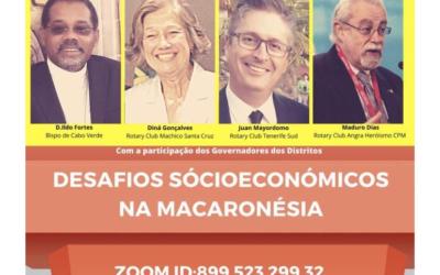 MACARONESIA. Desafíos socio económicos